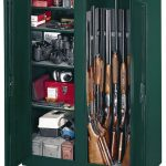Stack-On GCDG-9216 16-Gun Cabinet