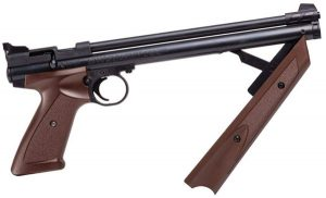 Crosman P1377BR American Classic Multi Pump Air Pistol