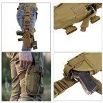 drop leg holster