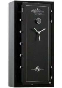 steelwater standard duty 20 long gun safe