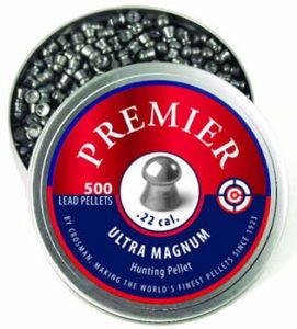 Crosman Domed Premier Pellets