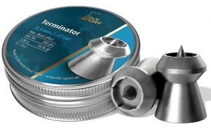 Terminator Hollowpoint Airgun Pellets