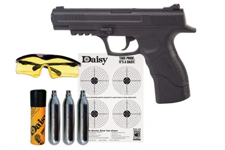 daisy 985415-442 hunting air pistol