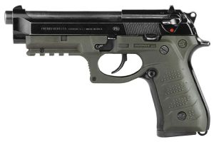 multi shot air pistol