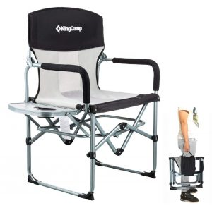 Image of the best heavy duty chairs - kingcamp heavy duty folding chair