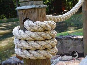 Ravenox Twisted UnManila Rope