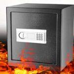 best small safe fireproof